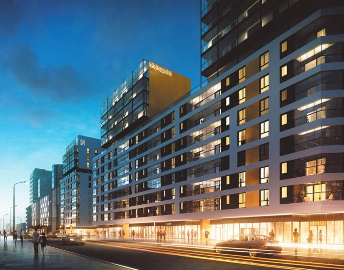 Metropoint Apartments – First residential investment in Poland to be recognized with such a high level of BREEAM certification