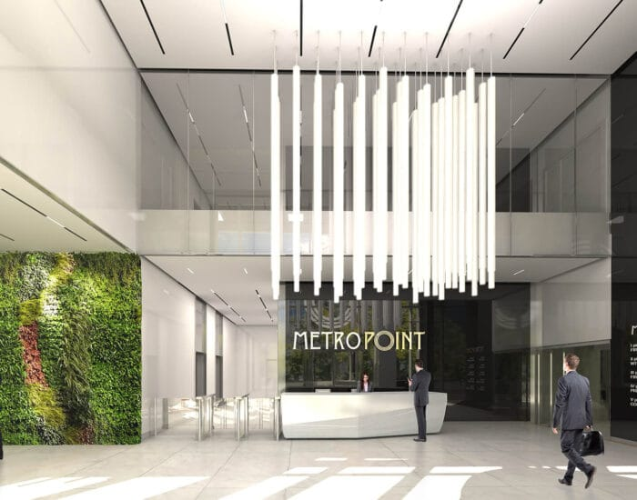 MetroPoint Office – 80% of office space already sold out